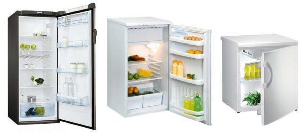 Buzdolapları çeşitleri