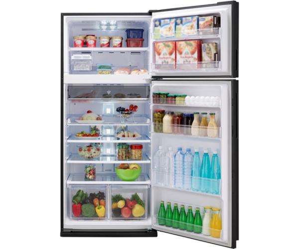 İki bölmeli buzdolabı