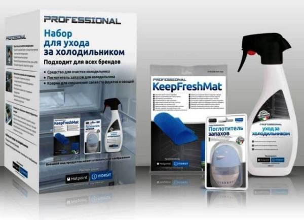Kit d'entretien pour réfrigérateur
