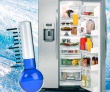 Temperaturjustering i kylskåp