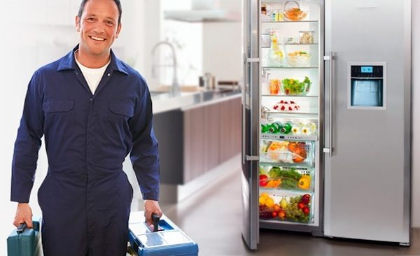 Assistant de réparation de réfrigérateur