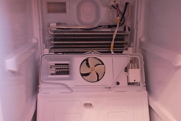 Fan dans le frigo