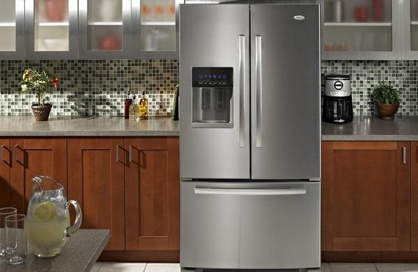 Kjøleskap med tre koder