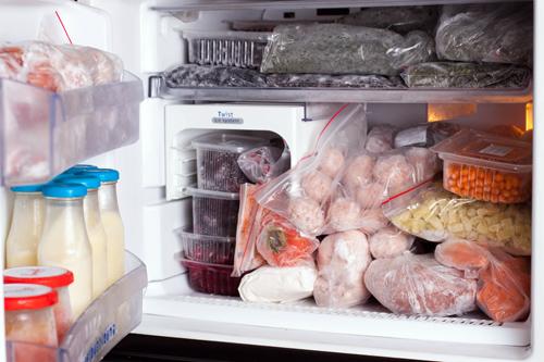 Comment conserver les aliments au congélateur
