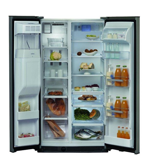 Side ved side kjøleskap