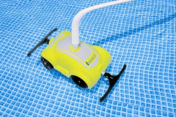 물 진공 청소기