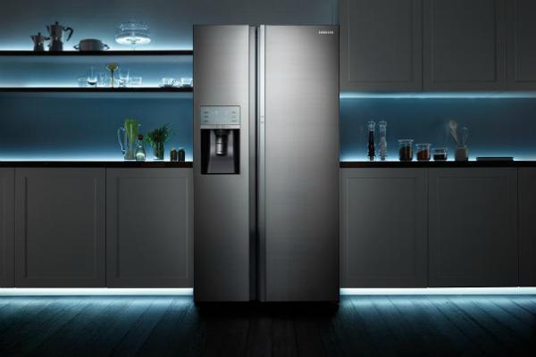 Samsung kjøleskap
