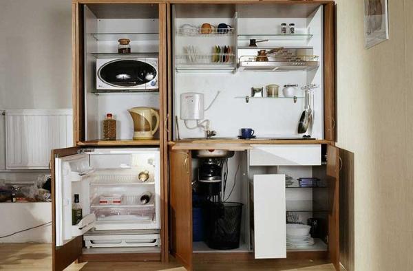 Petit réfrigérateur de bureau