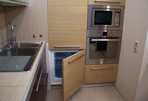 Küçük buzdolabı