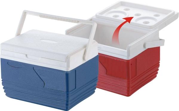 Termisk plastbeholder
