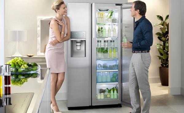 Mutfak içi buzdolabı