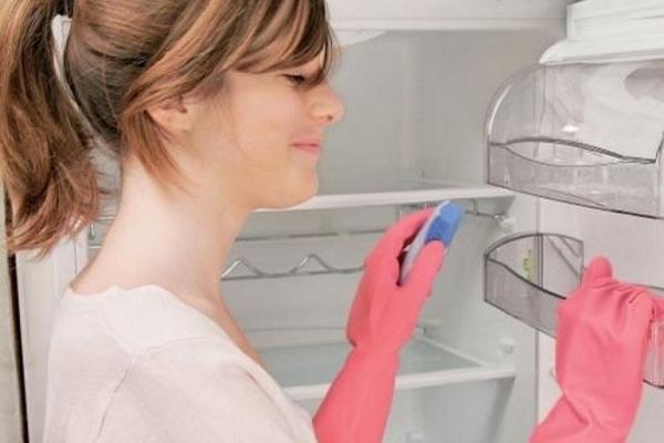 Nettoyage du réfrigérateur