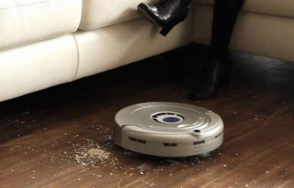 Reinigen met een robotstofzuiger