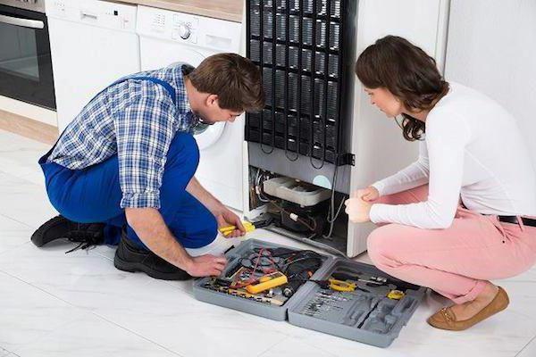 Arızalı bir buzdolabını onarın