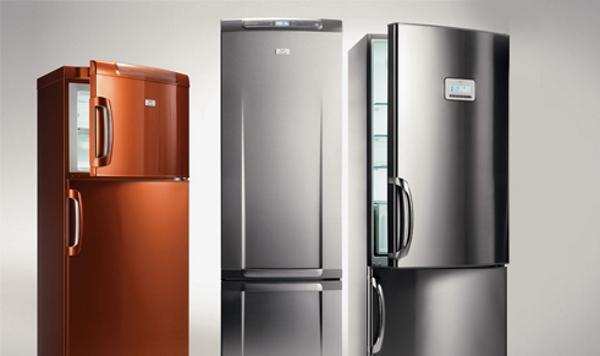 Electrolux kjøleskap