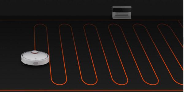 Capteurs laser pour robot aspirateur
