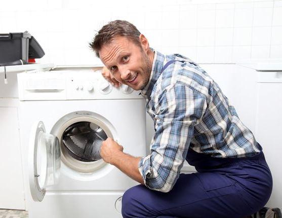Installation d'une machine à laver intégrée