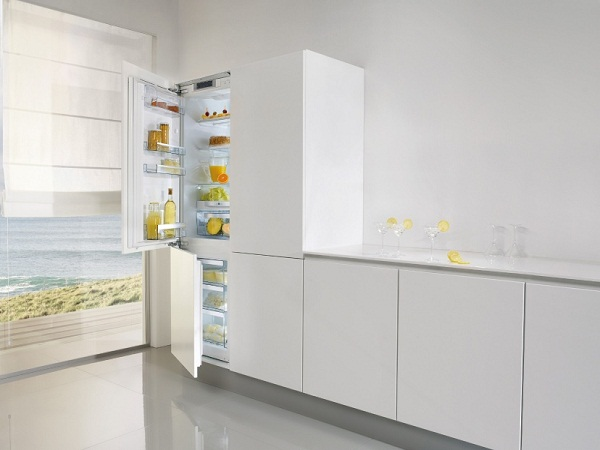 Modern mutfak iç