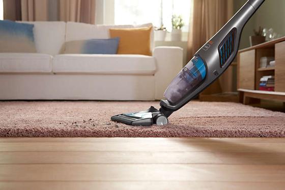 Nettoyage de la chambre