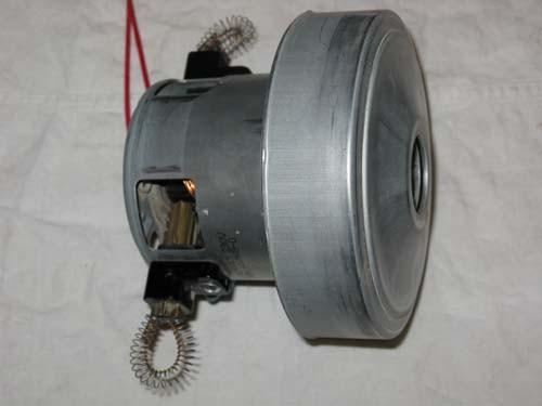 Elektrikli süpürge motoru