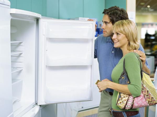 Achat d'un réfrigérateur