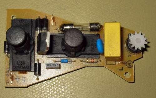 Schéma de câblage du mélangeur