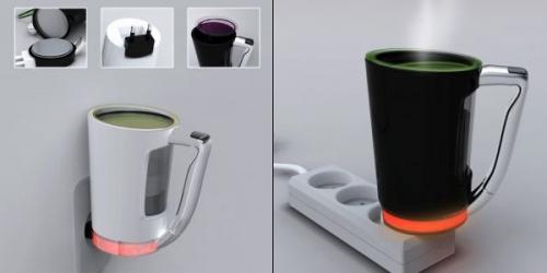 Yol kupa kahve makinesi