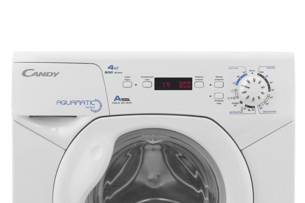 Machine à laver Candy AQUA 2D840-07