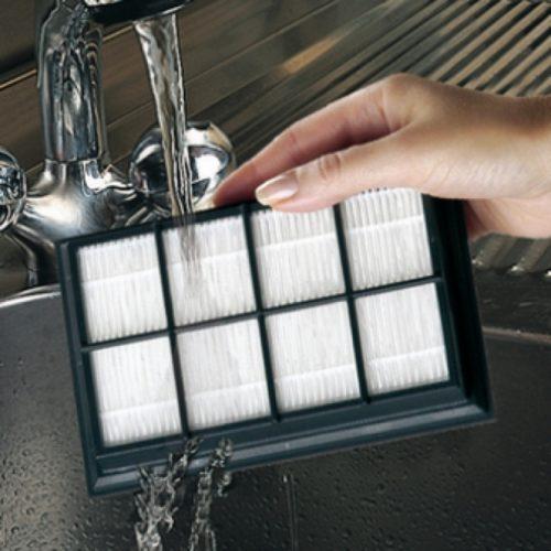 HEPA Filter Wash