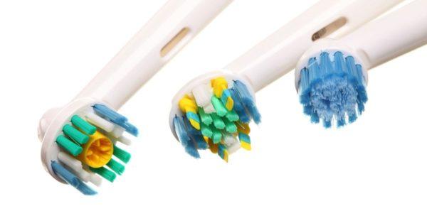 Tandbørste Typer