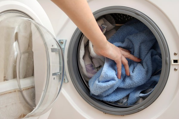 Davulda iç çamaşırı