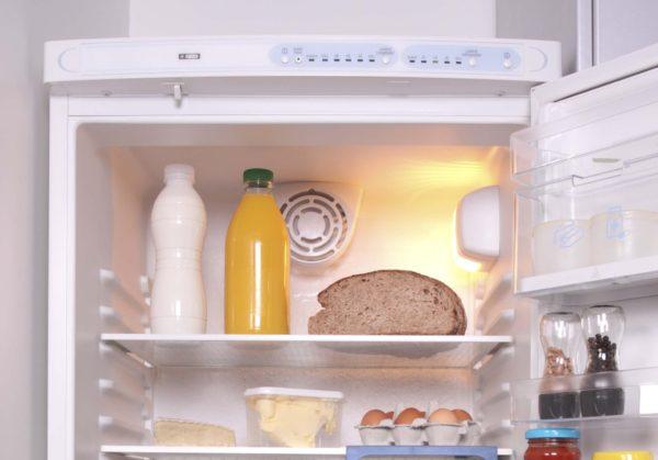Pain au frigo