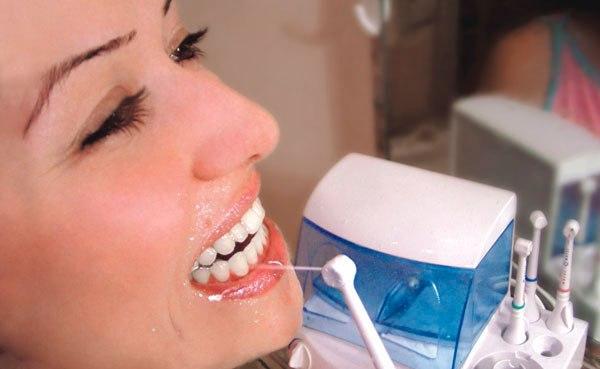 Oral udrensning