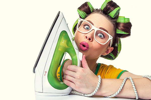 Yeşil demir kız