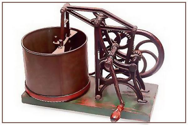 Prototype de mélangeur