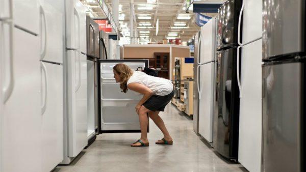 Vérification du rendement du réfrigérateur