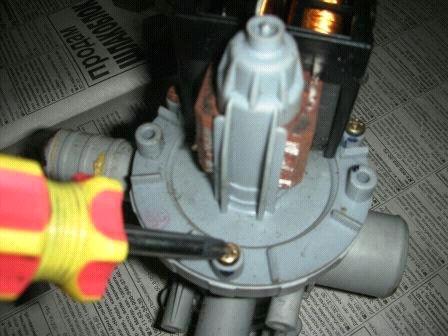 Pompe à escargot