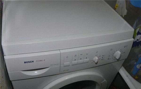Üst kapak çamaşır makinesi