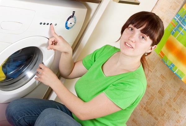 Çamaşır makinesi kırma