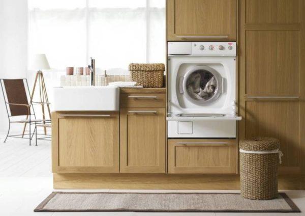 Placard machine à laver