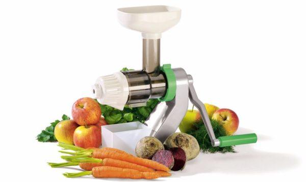 Presse-agrumes manuelle