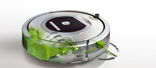 Aspirateur robotique de cuisine automatisée
