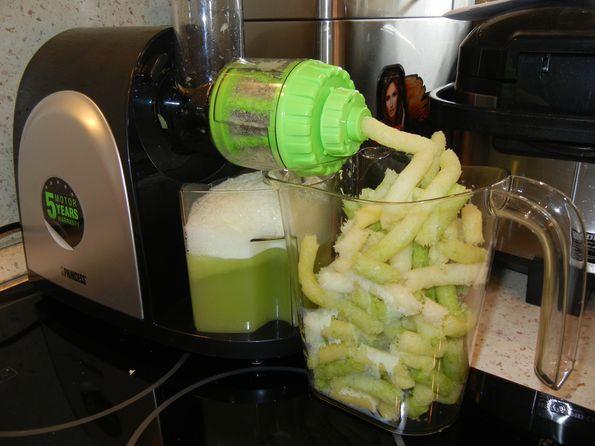 Presser le jus de pomme