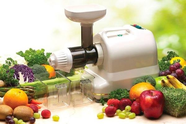 Presse-agrumes blanche
