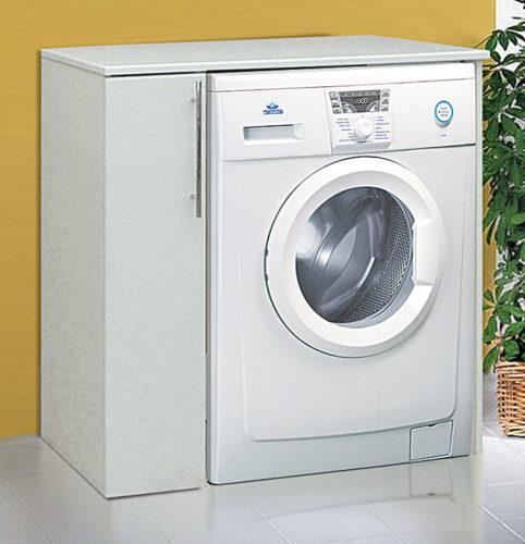 Armoire séparée pour le matériel de lavage