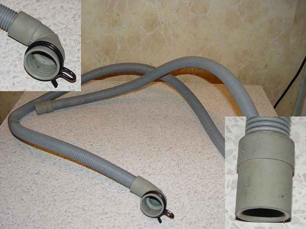 Remplacement du tuyau