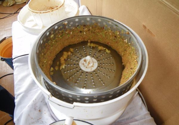 Application de centrifugeuse