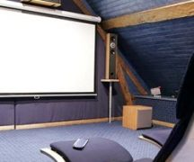 Installation de home cinema