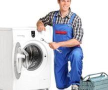 Machine à laver et maître