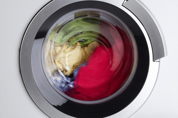 Spinn i tvättmaskinen
